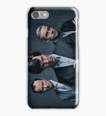 Sherlock, John and Mycroft - Season 4 iPhone Case/Skin