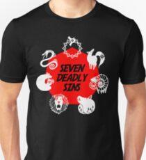 Seven Deadly Sins Logo Unisex T-Shirt