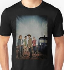 Doctor Who Cast - Season 6 Unisex T-Shirt