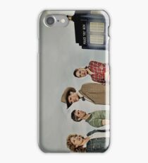 Doctor Who Cast - Season 6 iPhone Case/Skin
