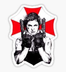 Alice Skets Sticker