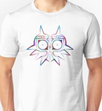 Majora's Mask Lines Color 3 T-Shirt