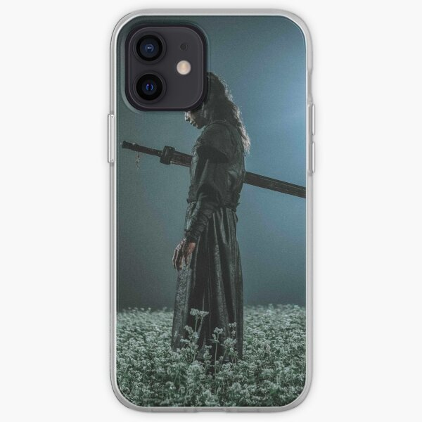 Goblin The Lonely and Great God  iPhone Soft Case