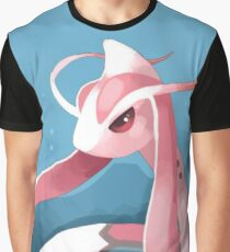 Pokémon - Milotic Graphic T-Shirt