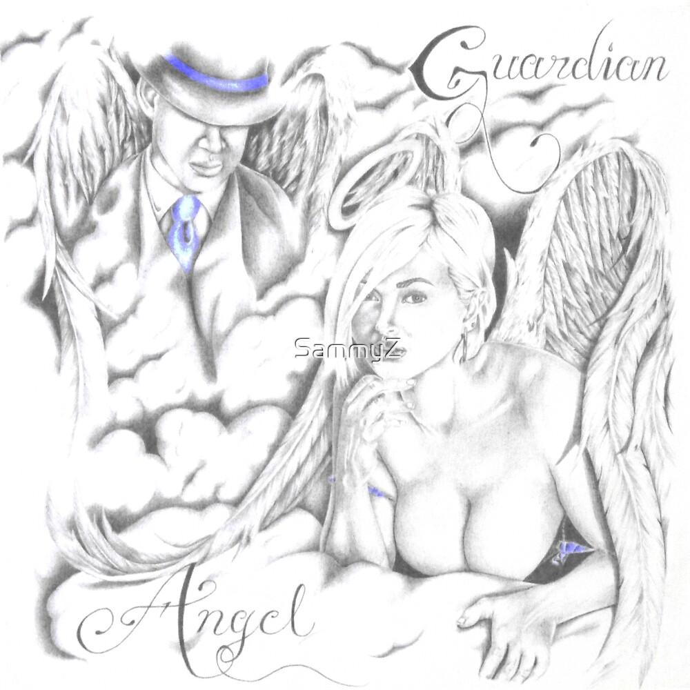 Guardian Angels by SammyZ