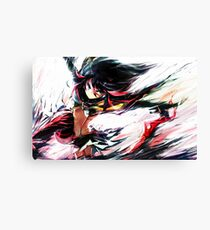Kill la Kill Canvas Print