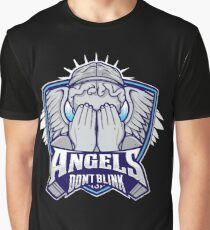 Angels- Don`t Blink Graphic T-Shirt