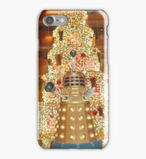 Dalek Christmas iPhone Case/Skin