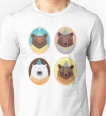 Four Bears Unisex T-Shirt