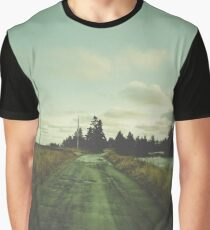 Beach Road Graphic T-Shirt