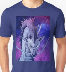 Spirited Away - Haku Dragon Portrait Artwork Unisex T-Shirt