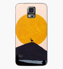 Mountain Top Case/Skin for Samsung Galaxy