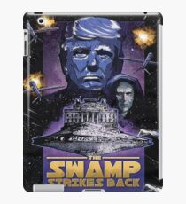 The Swamp Strikes Back! iPad Case/Skin