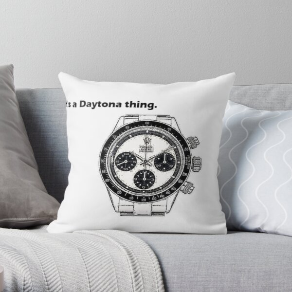 Wristwatch Pillows Cushions Redbubble