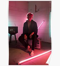 Wonho MonstaX Lost Poster