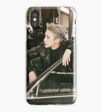 MonstaX Wonho Guilty iPhone Case/Skin
