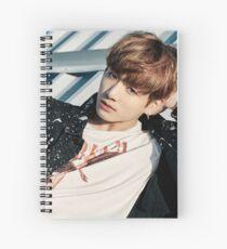 jungkook - ynwa bts Spiral Notebook
