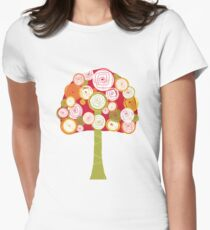 Full of life Women's Fitted T-Shirt