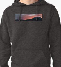 Steveybreezy Mountain Sunset Pullover Hoodie