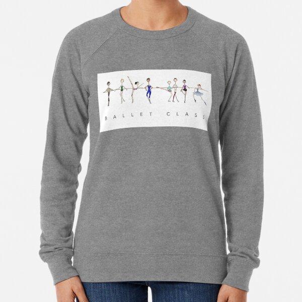 A Ballet Education's Ballet Class Lightweight Sweatshirt