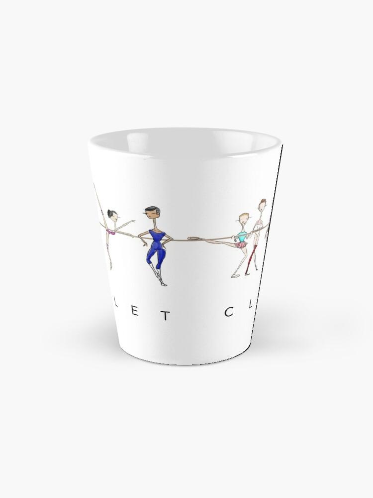 Alternate view of A Ballet Education's Ballet Class Mugs