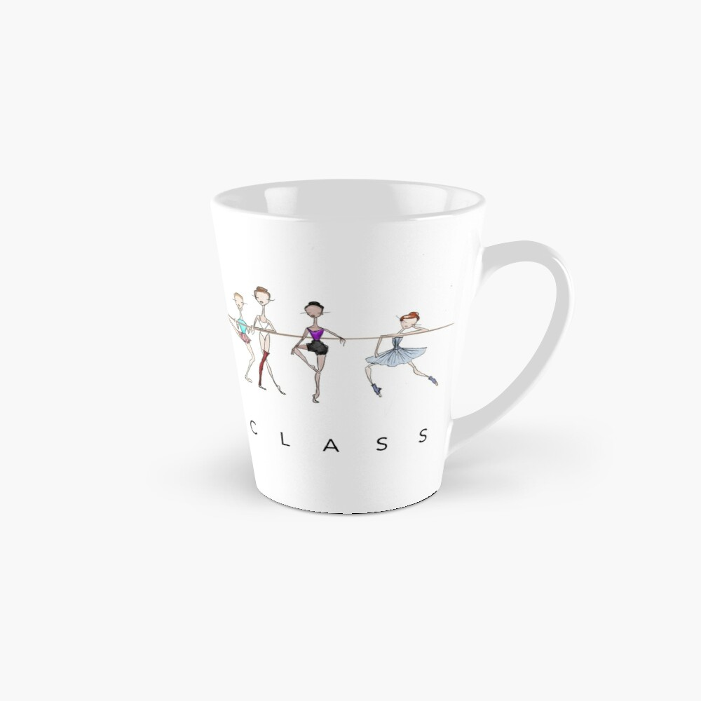 A Ballet Education's Ballet Class Mugs