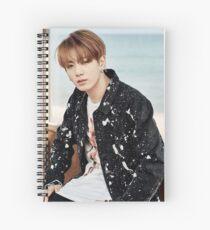 BTS YNWA Jungkook Spiral Notebook