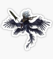 Nameless King & King of the Storm Sticker