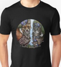 I Support Animal Rescue T-Shirt