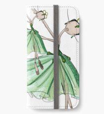 Emeralds iPhone Wallet/Case/Skin
