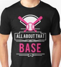Gift for baseball mom Unisex T-Shirt