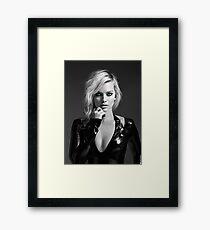 Mrs. Robbie 5 Framed Print