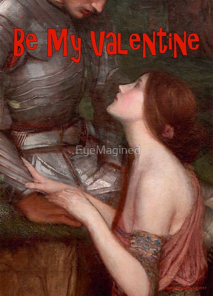 Be My Valentine by EyeMagined