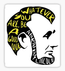 Be a Good One Sticker
