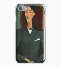Amedeo Modigliani - Jean Cocteau iPhone Case/Skin