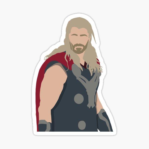 Thor Odinson Pegatina