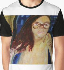 Selfportrait Graphic T-Shirt