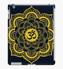 Sacred Geometry Ohm iPad Case/Skin