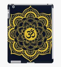 Vinilo o funda para iPad Sacred Geometry Ohm