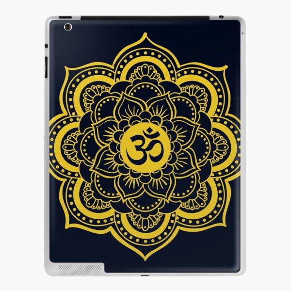 Sacred Geometry Ohm iPad Skin