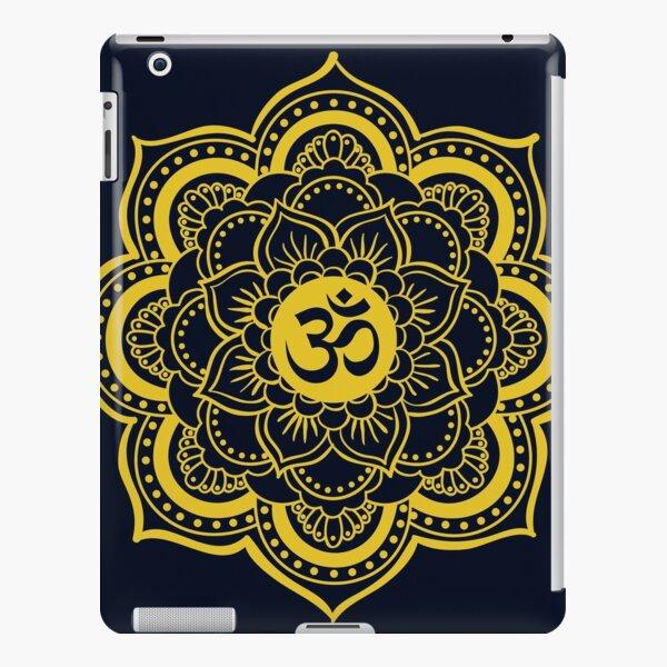 Sacred Geometry Ohm iPad Snap Case