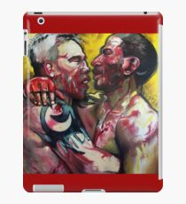 EMBRACE - MMA UFC FIGHTERS PAINTING iPad Case/Skin