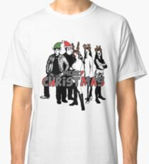 Merry Christmas from The Scooby Gang! Classic T-Shirt