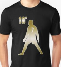 CR7 GOLD Unisex T-Shirt
