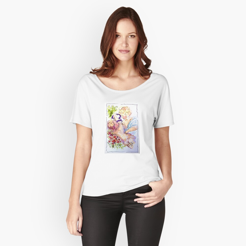Angel of Compassion Relaxed Fit T-Shirt