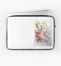 Angel of Compassion Laptop Sleeve