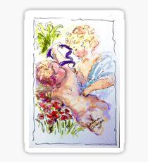 Angel of Compassion Sticker