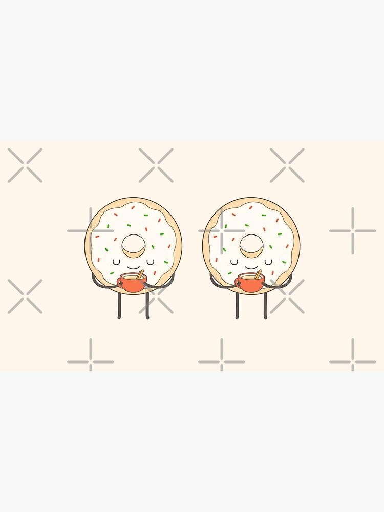 Donut liebt Ferien von kimvervuurt