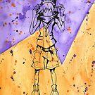 Neku Splatter by Adlaya