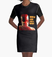 Marsellus Wallace Graphic T-Shirt Dress